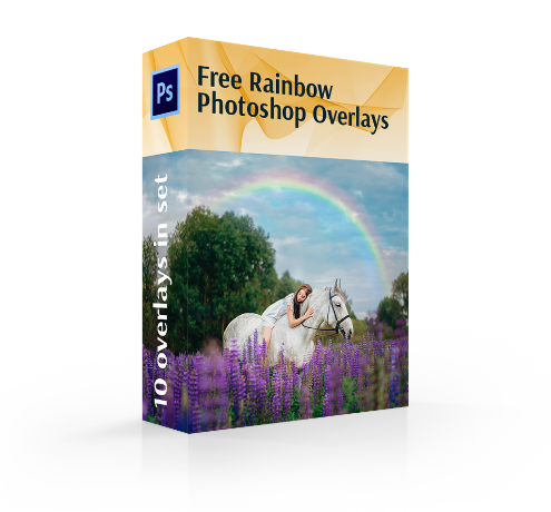 50+ FREE Rainbow Overlay Photoshop - Download Now