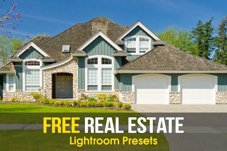 real estate lightroom presets free poster