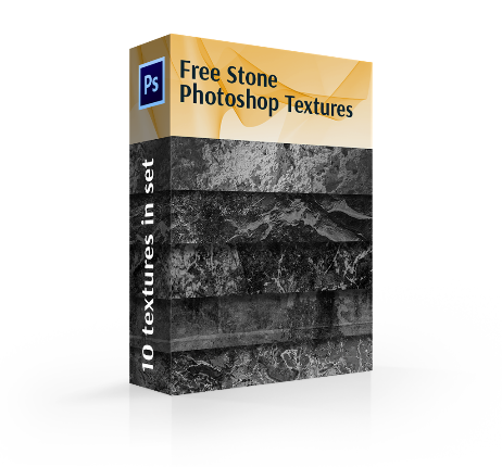 texture for photoshop stone free cover box