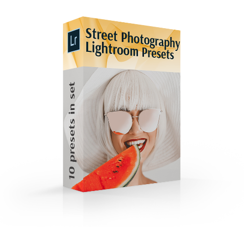 street photography lightroom presets free pack box