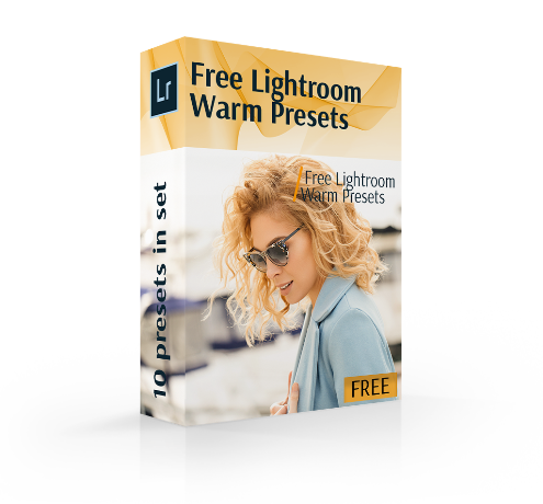 free lightroom presets warm cover box