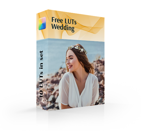 Free Wedding LUTs|10 Professional Wedding Video LUTs