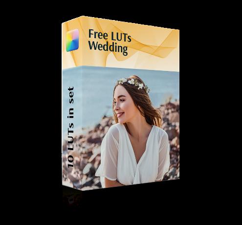 Free Wedding LUTs|10 Professional Wedding Video LUTs