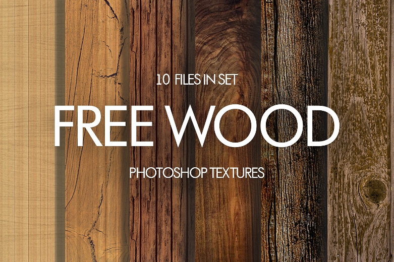 free wood texture photoshop poster parquet