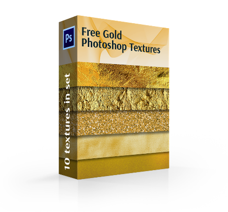 free gold texture download photoshop cover box
