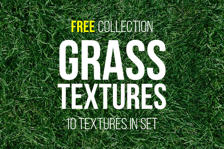 grass texture free photoshop poster