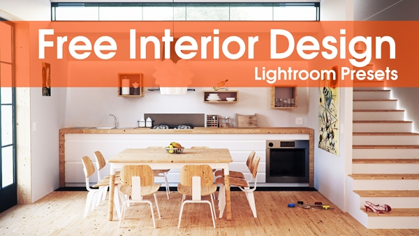 free lightroom interior design presets poster