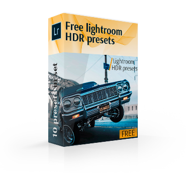 free hdr lightroom presets pack box