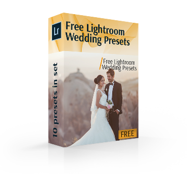 free lightroom presets wedding pack box