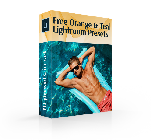45 FREE Teal and Orange Lightroom Presets | Download TOP Orange