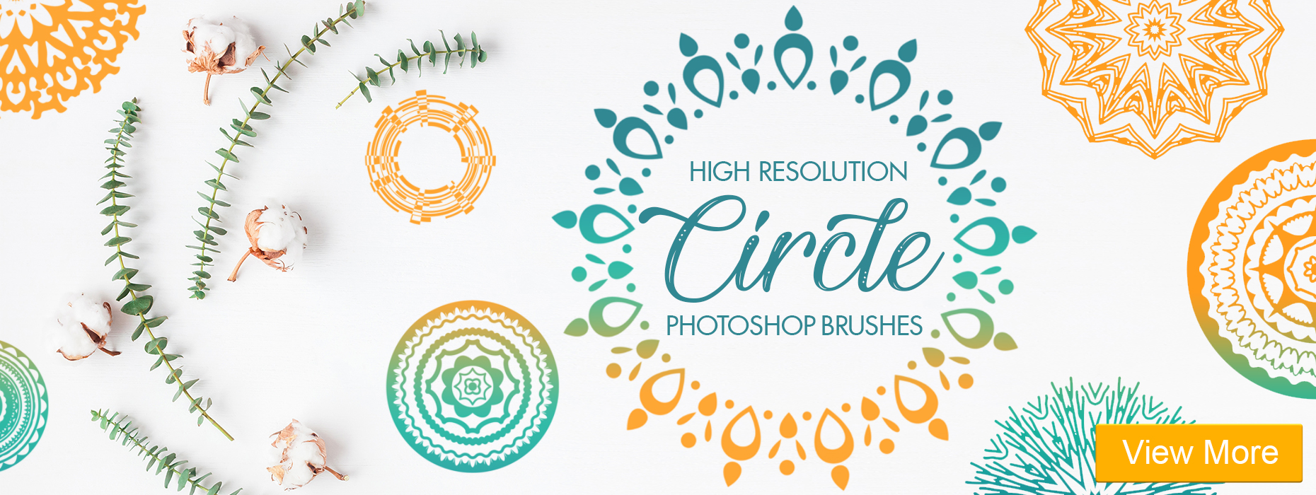 free watercolor brushes photoshop high resolution photoshop circle brushes banner