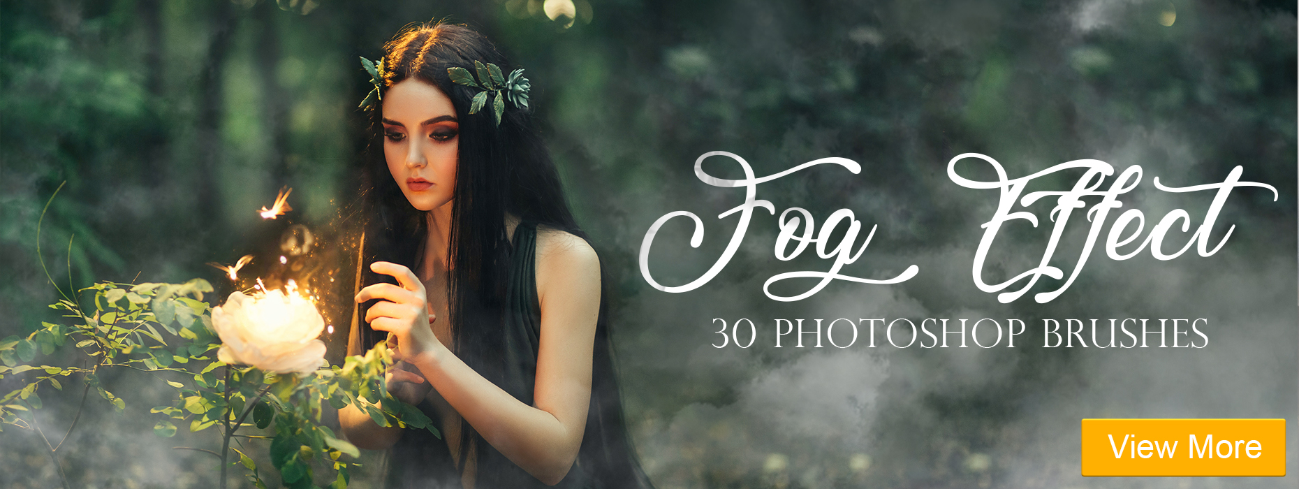 fog brushes photoshop free fog effect brushes banner