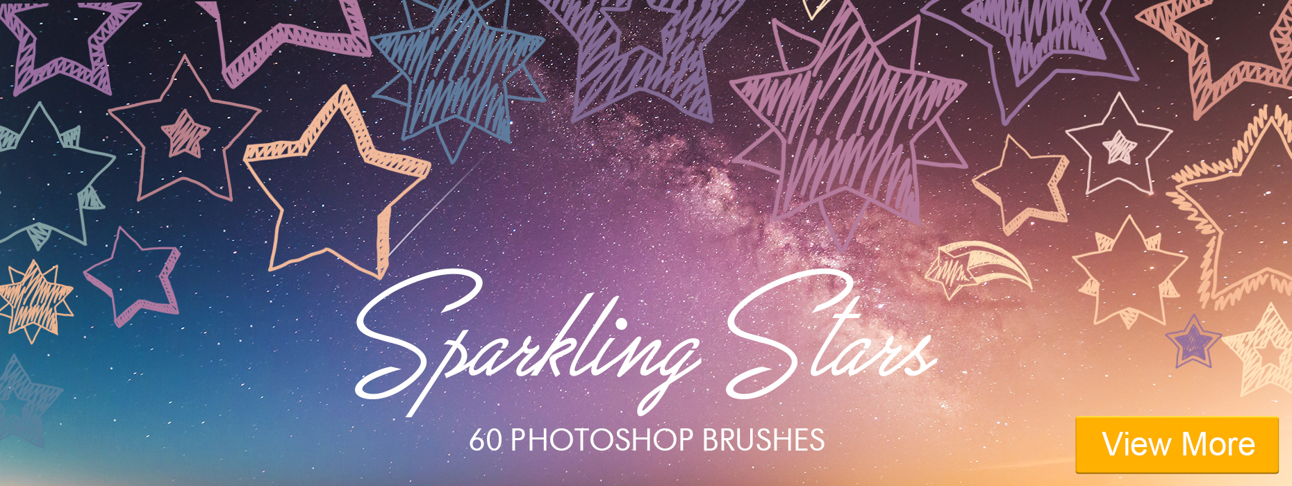 free photoshop circle brushes sparkling stars 60 photoshop brushes banner