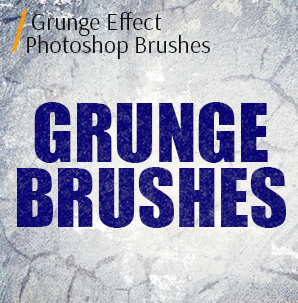 free grunge photoshop brushes grunge effect photoshop cover