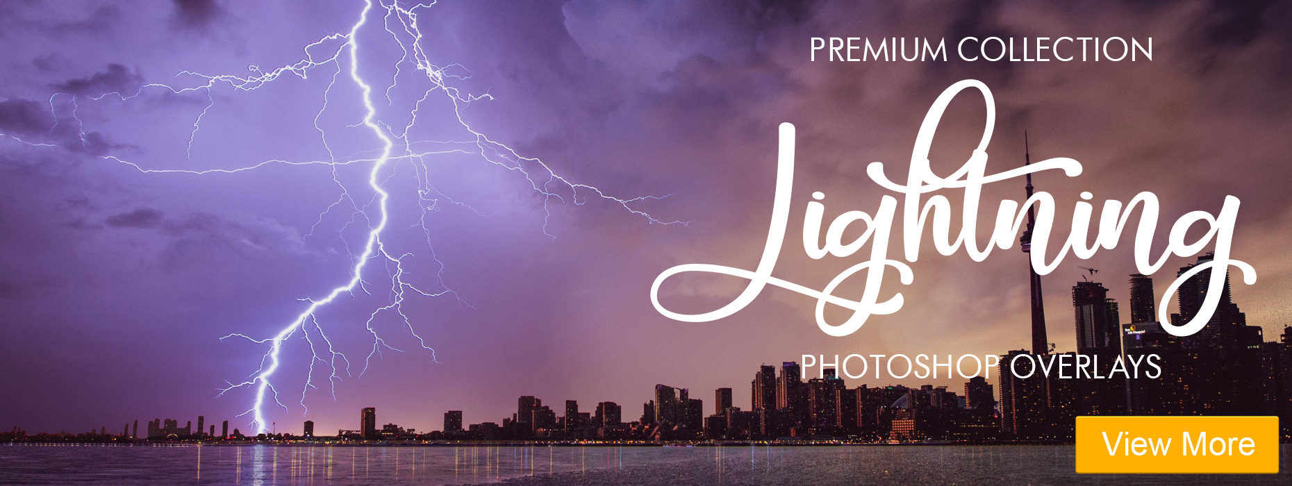 free rain overlay photoshop lightning photoshop overlays banner night city