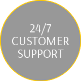 24/7 photo post production customer chat support