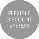 flexible discount post production