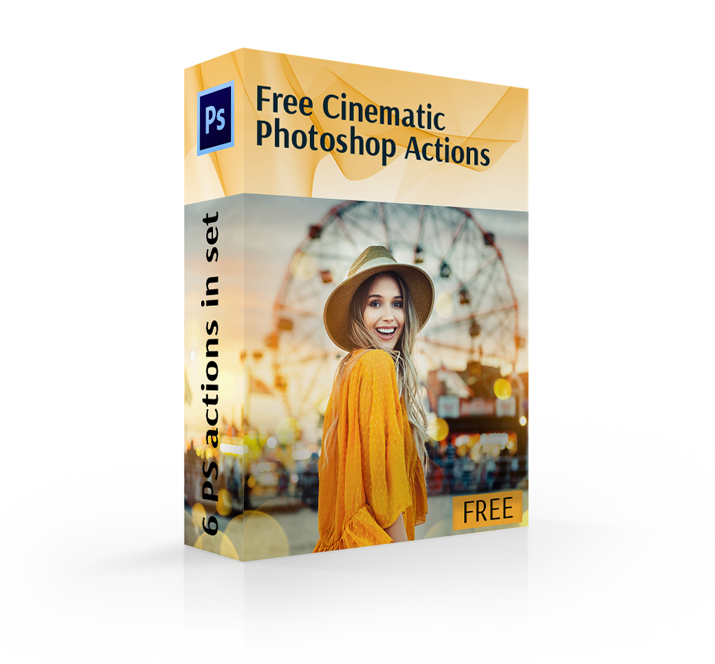 free lightroom landscape presets cover box