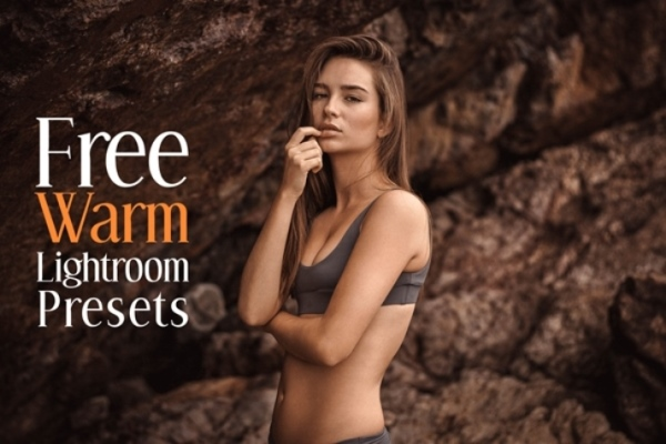 free lightroom presets warm fuzzy poster girl