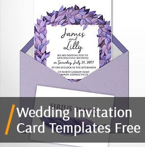 Photoshop Card Templates Free Download Free Card Templates