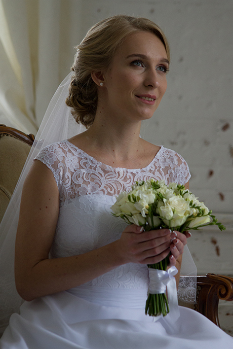 Wedding Photo Retouching Services Online Bride Before