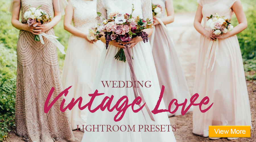 free lightroom presets wedding banner