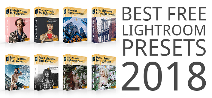Best Free Lightroom Preset 2018
