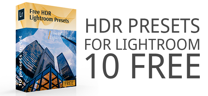 HDR Presets for Lightroom Free