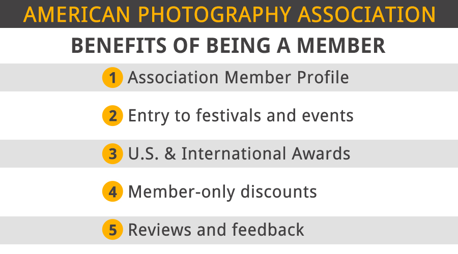 american photography association benefits