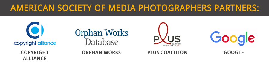 american society of media photographers partners
