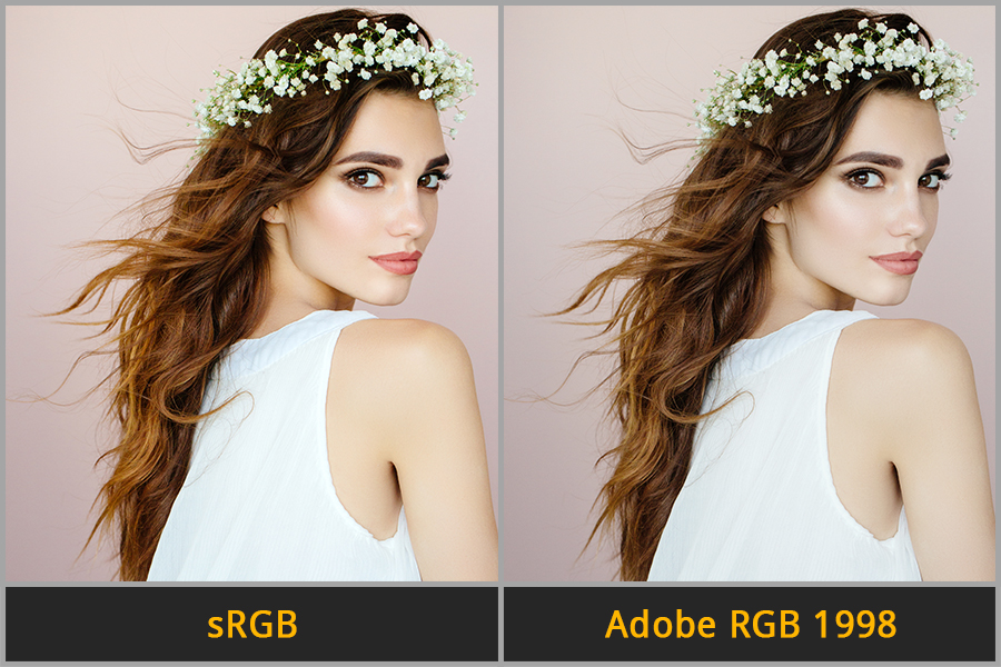 difference between srgb adobe rgb