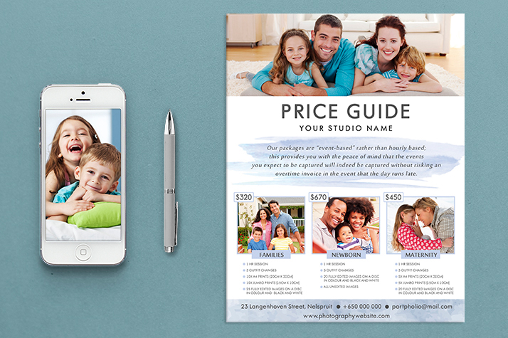 family photographer price