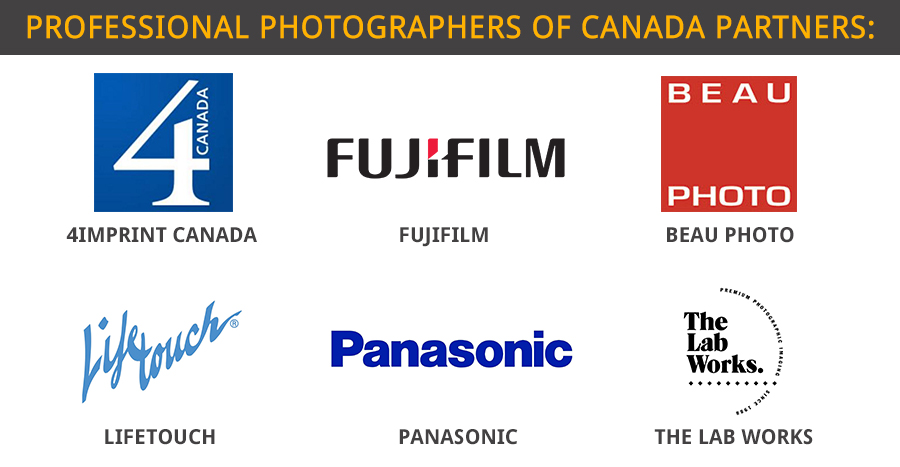 professional photographers of canada partners