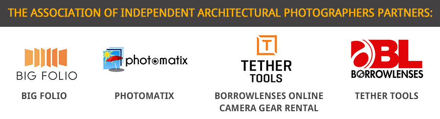 the association of independent architectural photographers partners