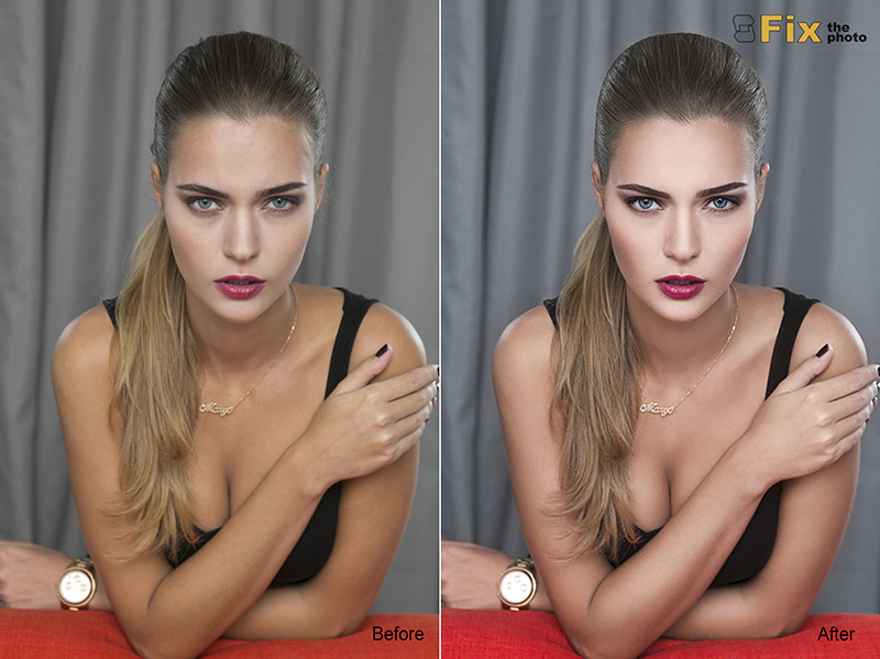 High-End-beauty-retouching-girl