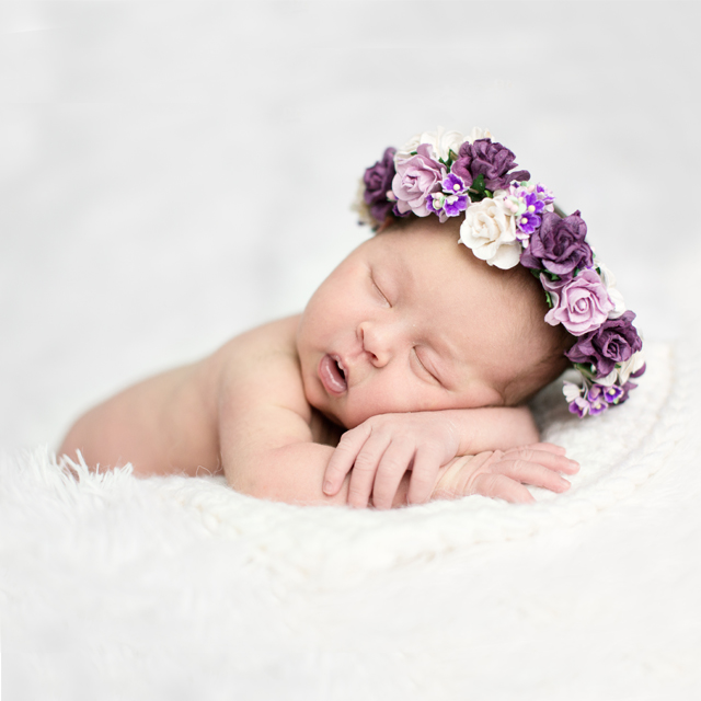 newborn photography lighting