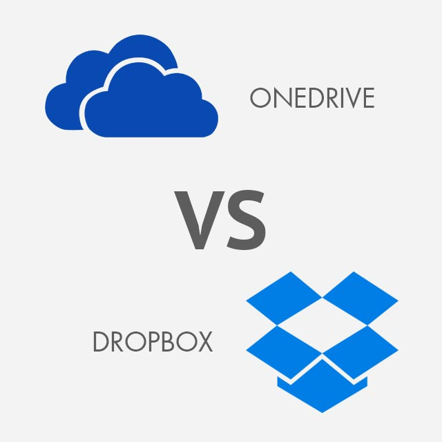 OneDrive vs Dropbox – What Is the Best Cloud Storage at Affordable