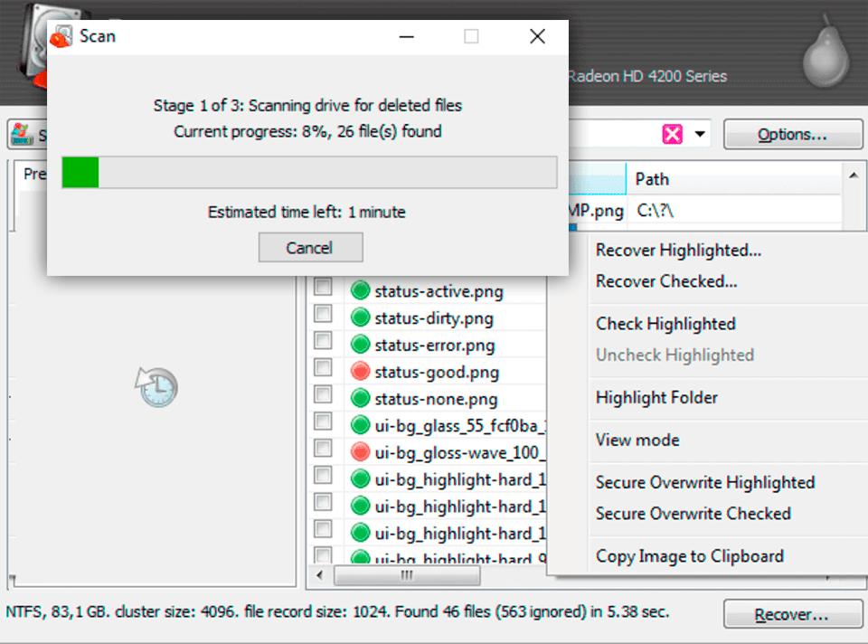 Recuva software, free download for mac 10 6 8