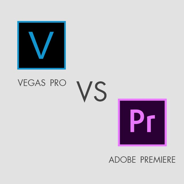 sony vegas vs adobe premiere