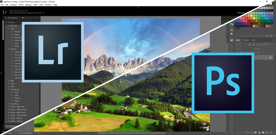 Lightroom vs Photoshop 2019 Review: What Software to Use?