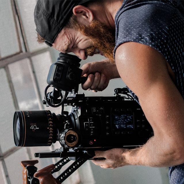 transition from photography to videography