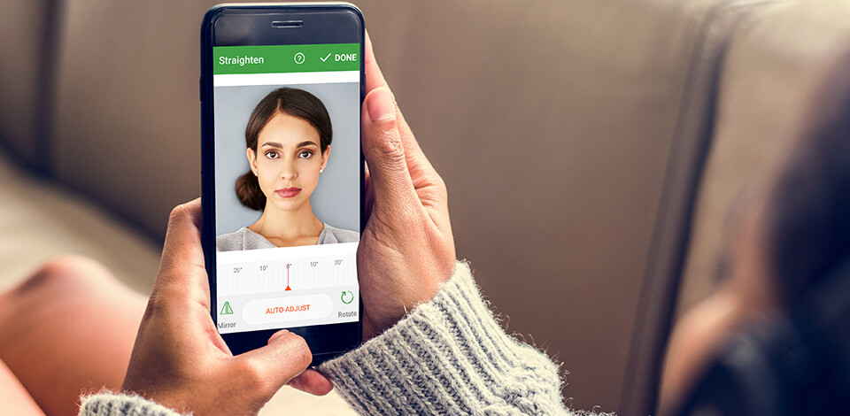 best passport photo app