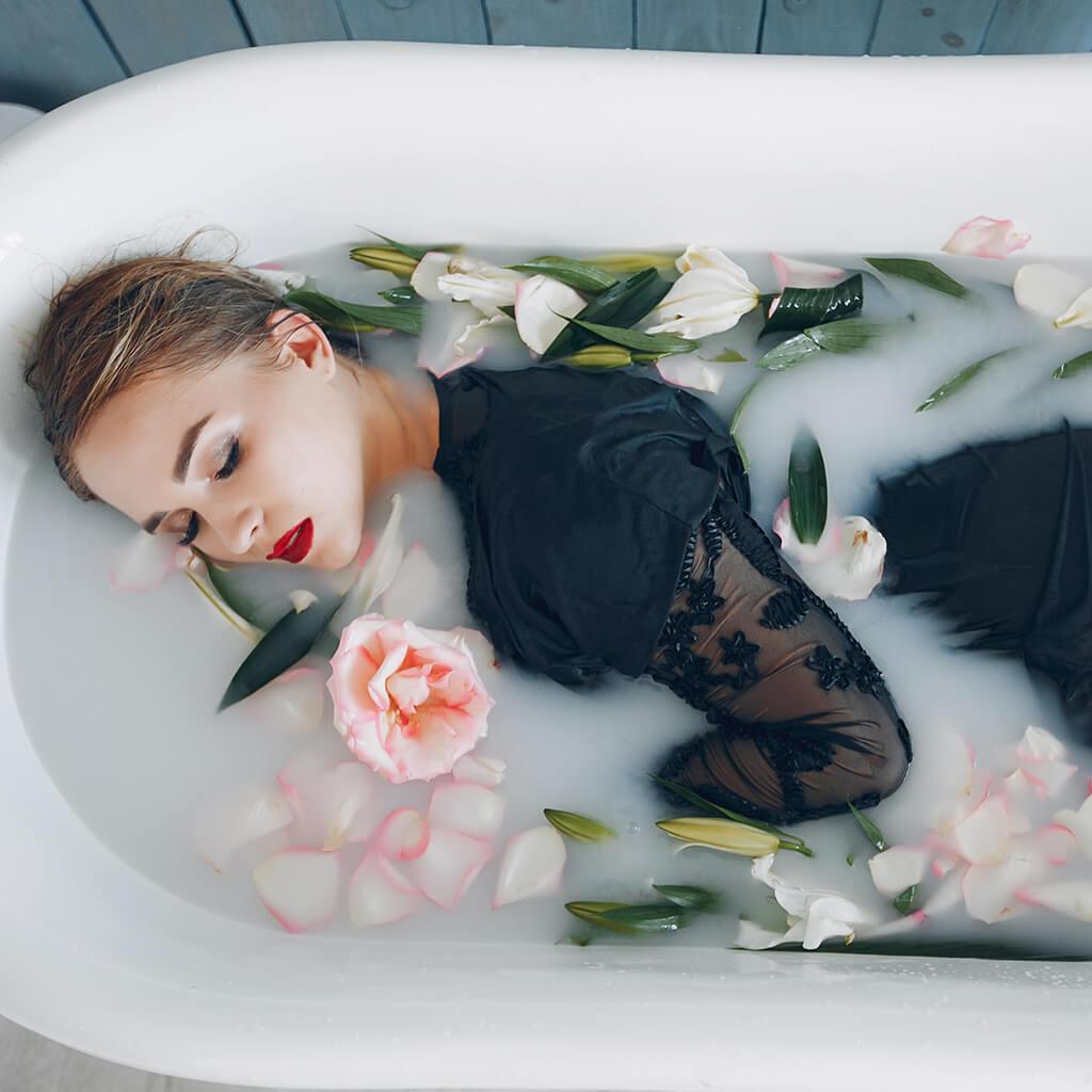 40 Milk Bath Photography Tips