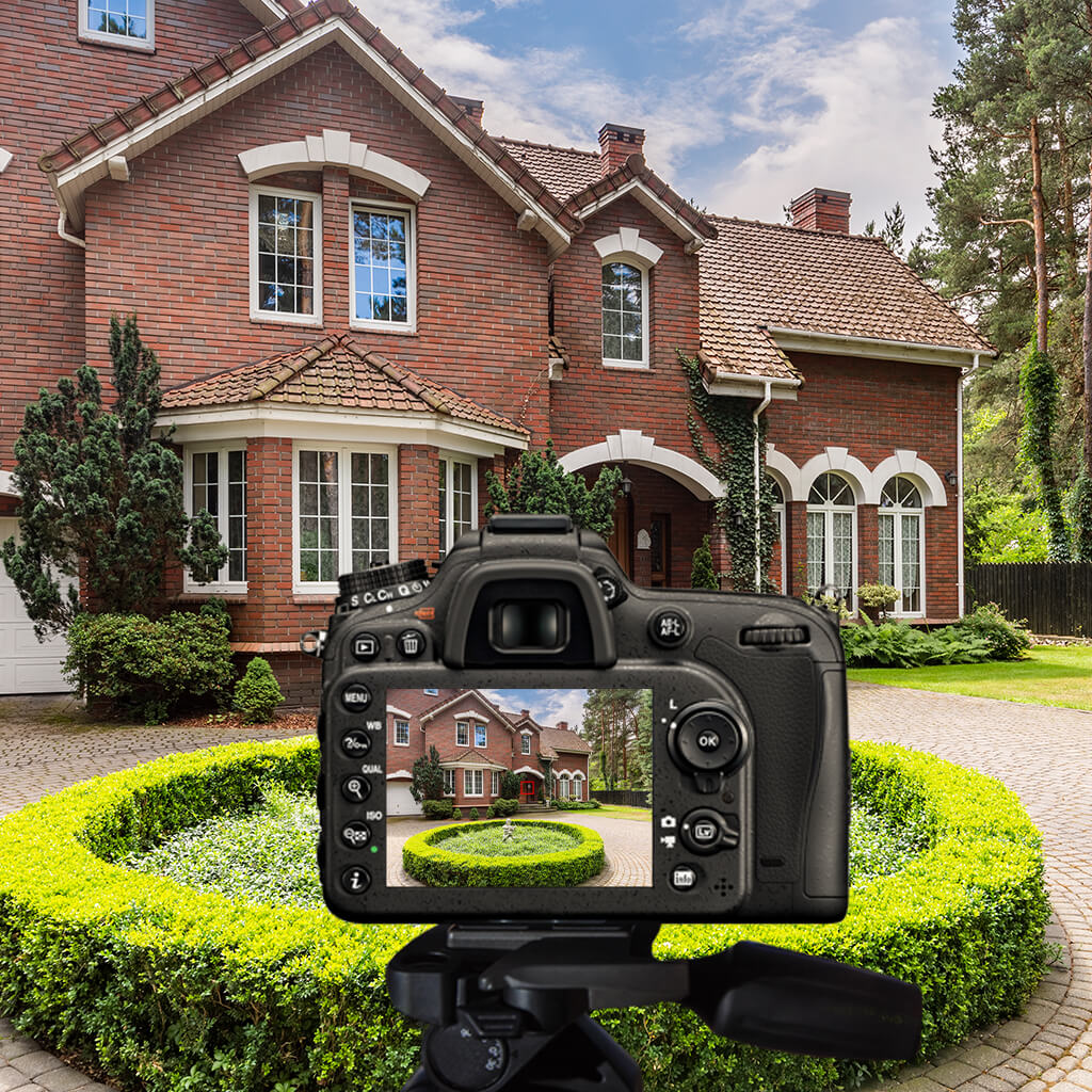 real estate photography camera settings