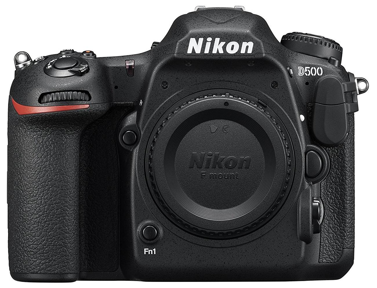 Nikon D500 DX Format