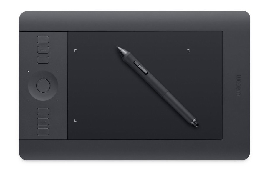 Wacom Small Intuos Pro Pen & Touch Tablet