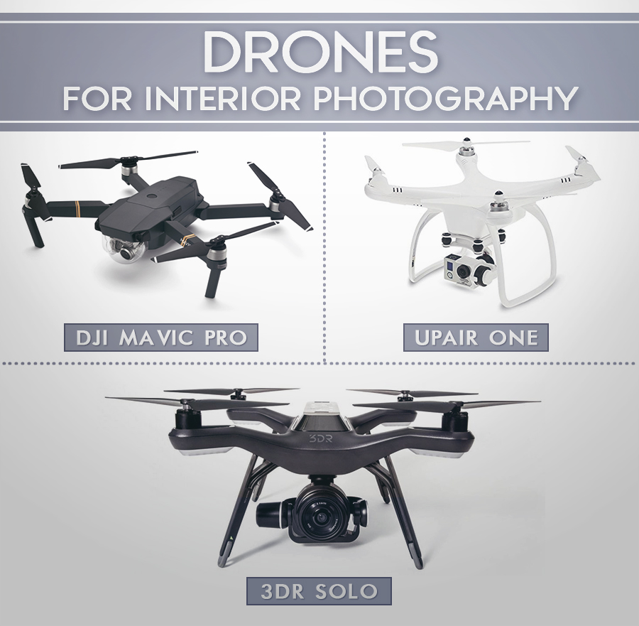 best drone for real estate photography interior