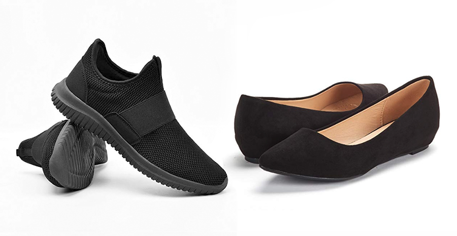 Comfortable Shoes For Wedding Photographers
