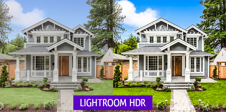 exterior photography hdr lightroom