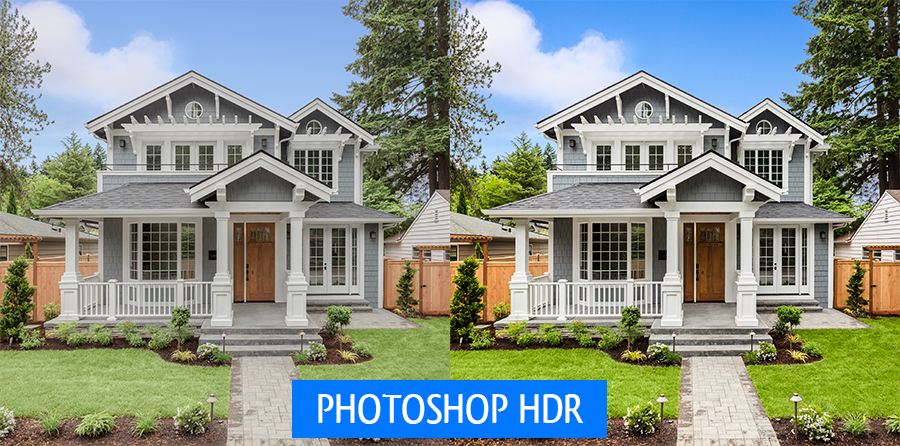 exterior photography hdr photoshop